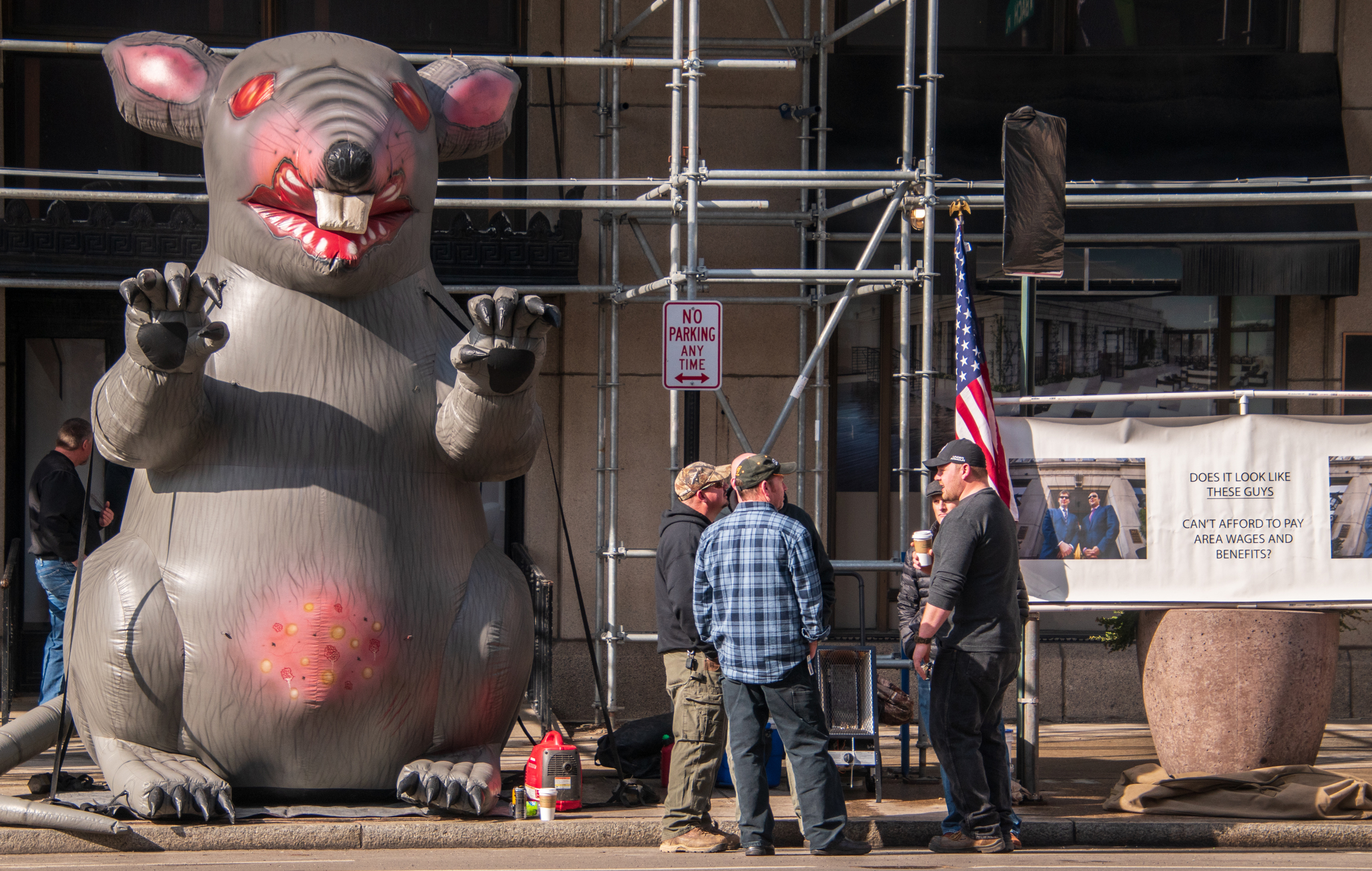 Scabby the rat _shutterstock_1321915244